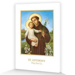 Religious Memorial Cards